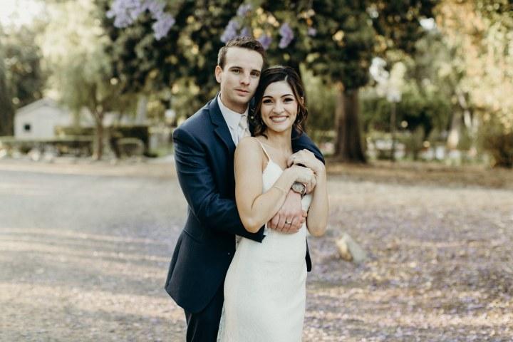 Zack + Toni -- Wedding -1130