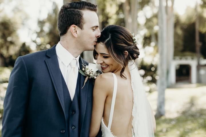 Zack + Toni -- Wedding -910