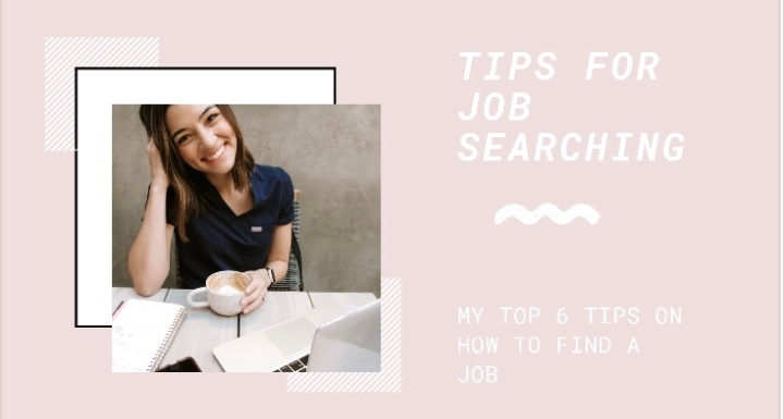 Tips for Job Searching
