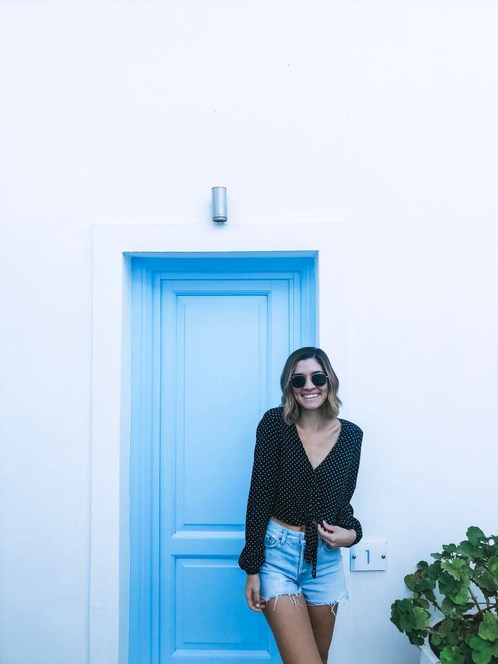 Athens + Santorini