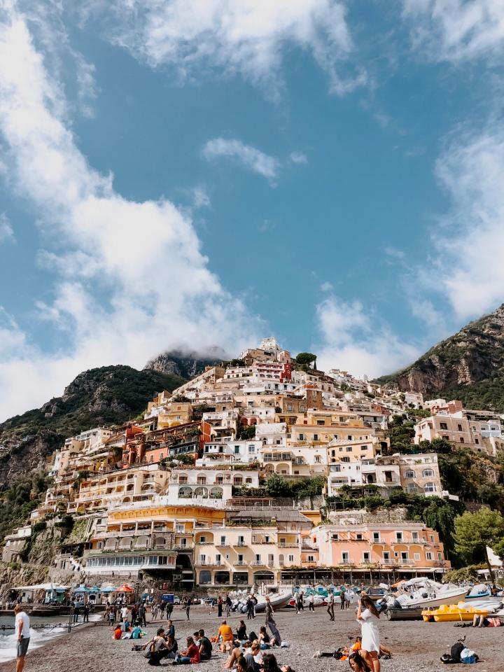 Positano + Capri,Italy